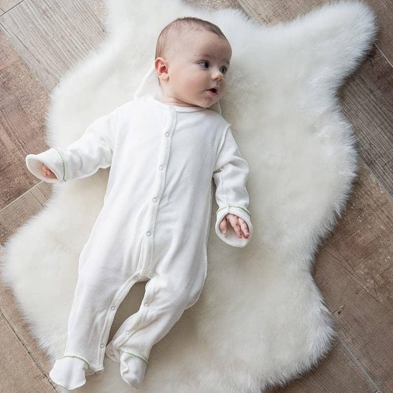 nouveau produit 27cc7 acaf2 Pyjama bébé velours coton bio