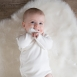Body bébé interlock 100% coton biologique