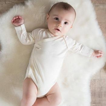 Body bébé 100% bambou biologique