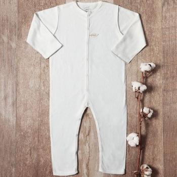 Pyjama maille ajourée 100% coton biologique
