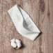 Bandeau maille ajourée 100% coton biologique