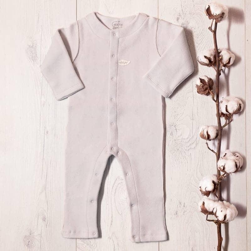 Pyjama polaire sans pieds