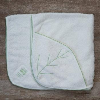 Drap de bain éponge 100% coton biologique