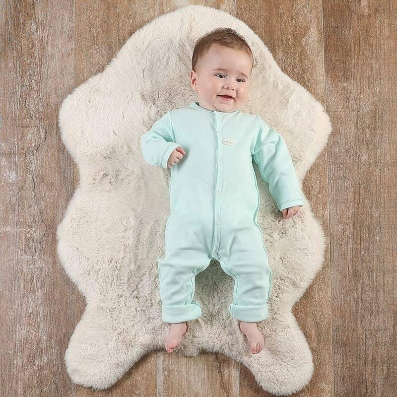 Pyjama Interlock En Coton Bio